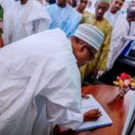 Buhari in Sokoto, promises to immortalise Shagari