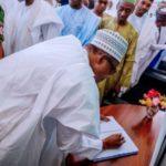 Buhari in Sokoto, promises to immortalise Shagari