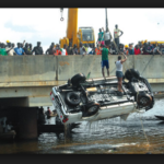 Eight Dead As Two Vehicles Plunge Into River In Delta