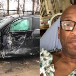 Donnie McClurkin Involved In Ghastly Accident; Says He Was Saved By Two Angels