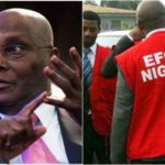 PDP reacts as EFCC reportedly invades homes of Atiku Abubakar's sons