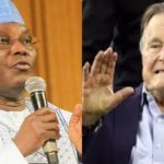George Bush: Atiku reveals how late former US President loved Nigeria