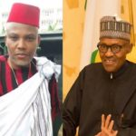 "Nnamdi Kanu releases ""6 scientific"" facts to prove Buhari is replaced by ""Jubril of Sudan"" in Aso Rock"