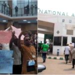 Workers Shut Down NASS, Cut Off Water, Power Supply