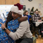 Santa Obama Visits Children's Hospital In Washington (Photos)