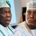 I Will Not Campaign For Atiku – Obasanjo