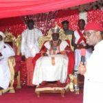 PMB, Okowa, Sultan Call For Unity, As Olu Of Warri Marks 3rd Year On Throne