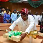 Oyetola Presents N152.7bn 2019 Budget