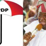 PDP Almost Ruined Nigeria – Sen. Adeola