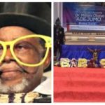 Photos from the funeral of veteran actor, Baba Sala in Ibadan