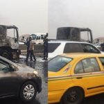 Many feared dead as tanker explodes in Maryland, Lagos (Photos)