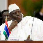U.S bars ex-president  Yahya Jammeh of The Gambia over corruption