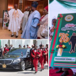 Buhari @ 76: President Begs For More Time And Prayers To Fix Nigeria (PHOTOS)