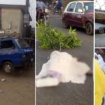 Truck Crush Woman To Death, Injures Others In Apata, Ibadan (PHOTOS)