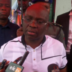 Ekiti community rejects monarch, accuses Fayose of imposition