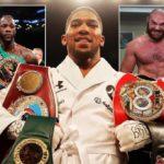 'Joshua Will Beat Fury, Wilder Mercilessly'