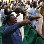 Presidency Reacts To Lawmakers' Booing Of Buhari At NASS