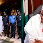 Buhari Explains Why He Increased Salaries Of Policemen