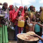 About 56 million persons in urgent need of food in 8 conflict zones