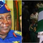 Alex Badeh Laid To Rest At A Military Cemetery In Abuja. Photos