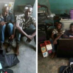 Armed Robbers Who Specialize In Robbing Churches, Busted By Police (PHOTOS)