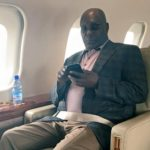 Atiku Returns To Nigeria, Ready To Debate Buhari