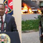 BREAKING: President Kenyatta Announces End Of Nairobi Siege, All Terrorists killed