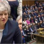 BREAKING: UK Prime Minister, Theresa May, loses Brexit deal Vote