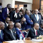Court halts trial of CJN