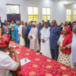 Fayemi to Governing Council members: Reposition Ekiti institutions