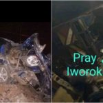 Dangote Truck Carrying APC-Branded Rice Crushes Dozens To Death In Ekiti (PHOTOS)
