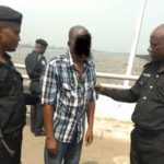 Police rescues man from jumping to lagoon in Lagos
