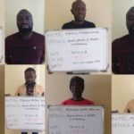 Five Men Hack Bank System, Increase Customer's Balance From N781k To N466M (Photos)