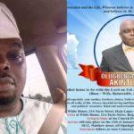 Gbenga Akintunde Aka Burger To Be Buried On January 15