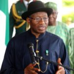 2019: Goodluck Jonathan's message to Nigerians