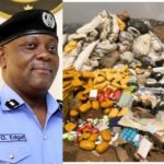 Lagos State Police Command Destroy Hard Drugs Worth Over N400m