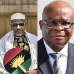 "NNAMDI KANU: ""Only Biafra Can Safe Chief Justice Onnoghen"