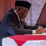 Acting Chief Justice inaugurates election tribunal