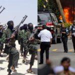 NAIROBI Al-Shabaab Kills 15 people In Hotel