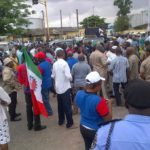 New minimum wage: Labour shut down Lagos