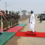 Nigerian Army flags off Python Dance III in FCT (PHOTOS)