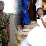 Nigerian Soldier Cries Out As His Girlfriend Secretly Got Married While He's Fighting Boko Haram (PHOTOS)