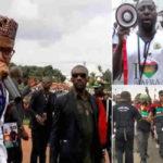 Biafra: Nnamdi Kanu speaks on fresh civil war, restructuring, true federalism, reveals Azikiwe's mistake