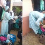 PANT STEALING: Man Dressed As Woman Caught With Pants In Female Hostel (PHOTOS)