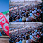 2019: Photos From Buhari's Presidential Campaign In Bauchi