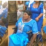Physically Challenged Lady Marries Lover In Imo (PHOTOS)