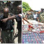 Police intercept 34,000 live cartridges in Ogun from Republic of Togo (PHOTOS)