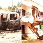 Properties destroyed as Oguta youths clash with police in Imo (PHOTOS)