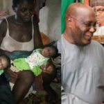 Man names his new born twins Atiku and Wike in Rivers state (PHOTOS)