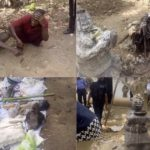 Police uncover ritualists' shrine in Odo-Ekiti (PHOTOS)